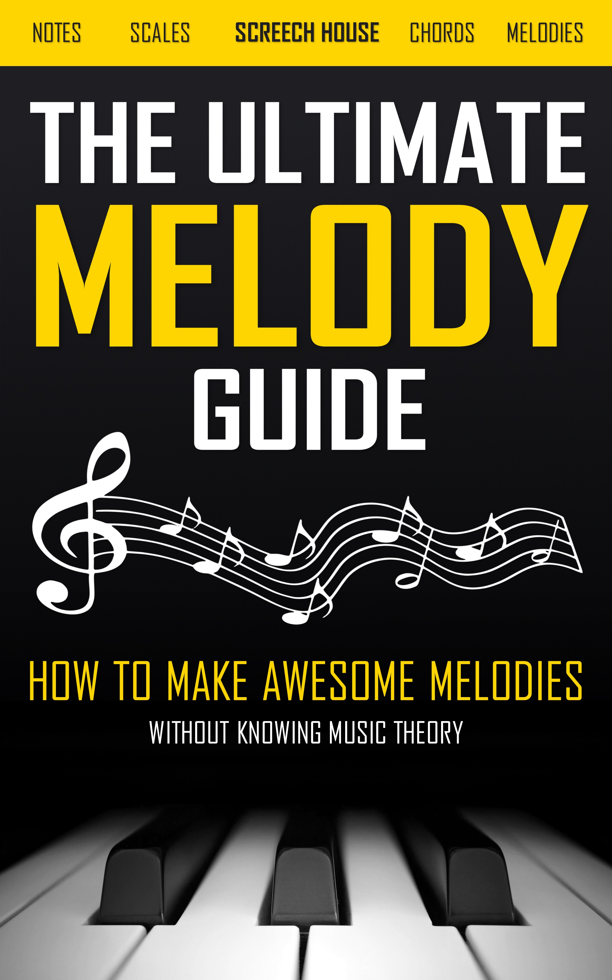 HARDSTYLE MELODY TUTORIAL FL STUDIO | How to Make a Hardstyle Melody