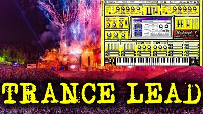 HOW TO MAKE A TRANCE LEAD IN FL STUDIO | Trance Lead Tutorial | Sylenth1 Trance