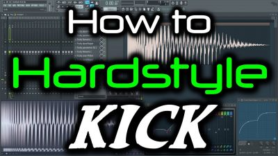 BEST HARDSTYLE KICK | How to Make a Hardstyle Kick in FL Studio Like a Pro (Tutorial) | Tail ONLY!