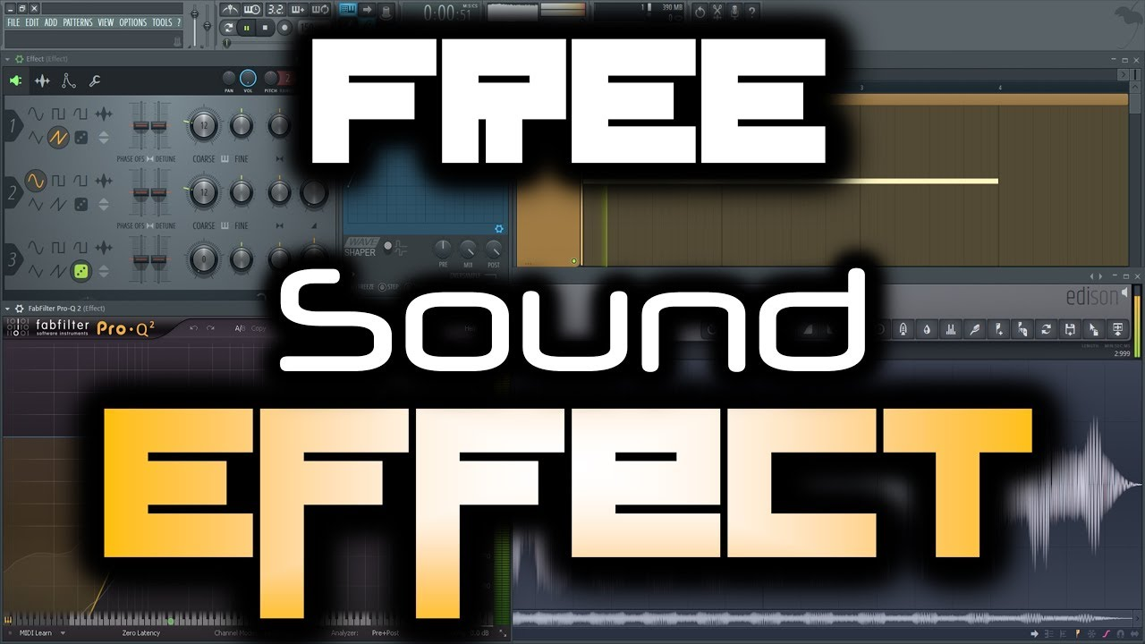 FREE SOUND EFFECT | How to Make a Sweep Effect in FL Studio