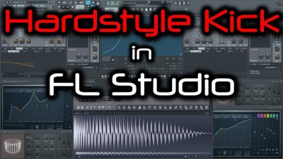 HARDSTYLE KICK FL STUDIO | How to Make a Hardstyle Kick in FL Studio (Stock Plugins ONLY) | Tail