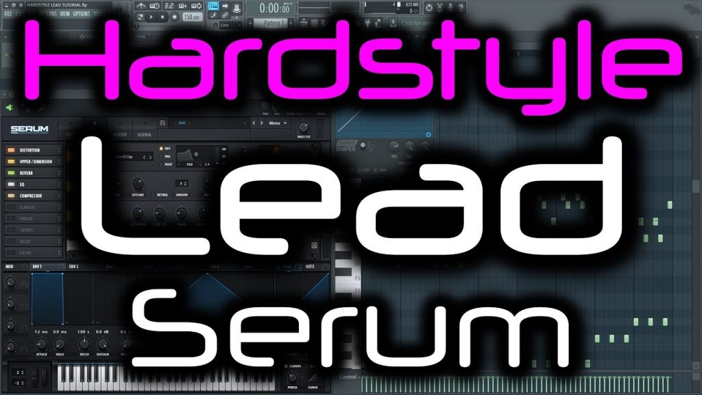 HARDSTYLE LEAD TUTORIAL | Serum Hardstyle Lead | How to Make