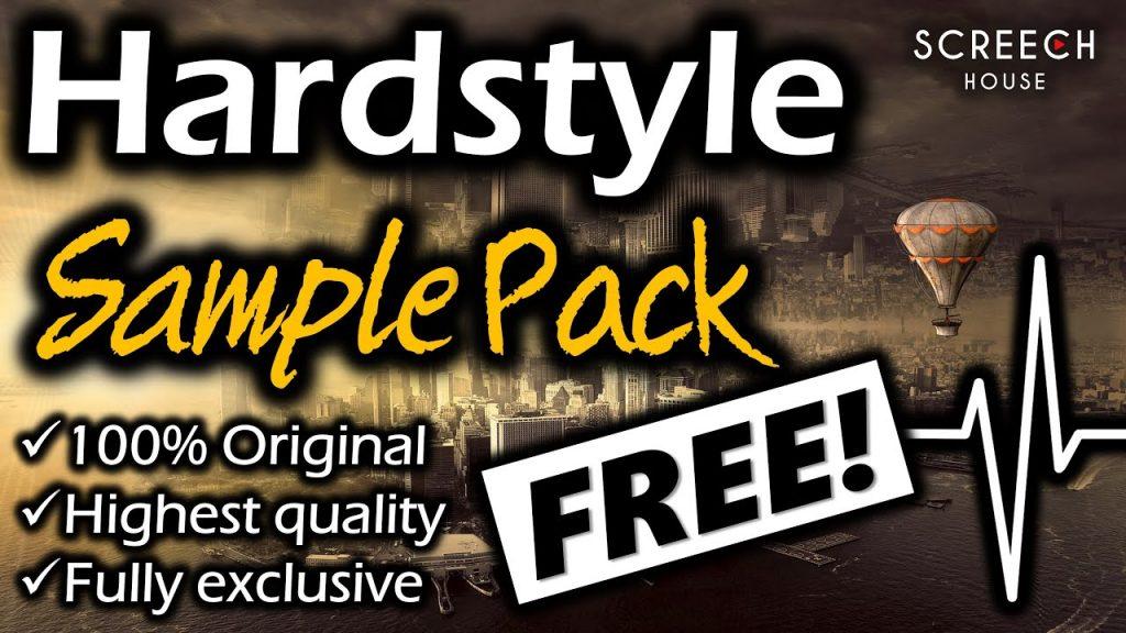 HARDSTYLE SAMPLE PACK - FREE DOWNLOAD | FL Studio Hardstyle Samples