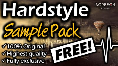 HARDSTYLE SAMPLE PACK – FREE DOWNLOAD | FL Studio Hardstyle Samples (Hardstyle Kicks Included)