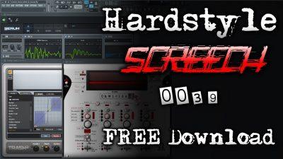 HARDSTYLE SCREECH #39 | FL Studio | Serum