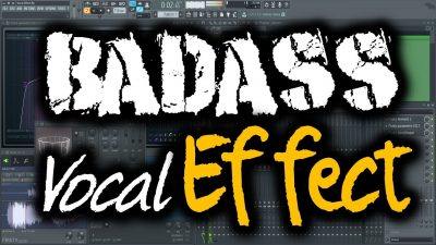 HARDSTYLE VOCAL EFFECT | How to Make Stutter Effect FL Studio (Fruity Slicer) | Vocal Tutorial