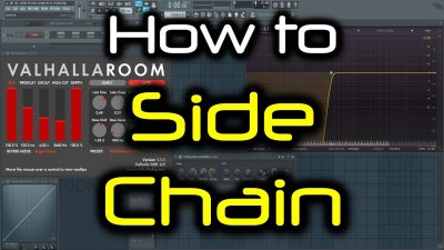 HOW TO SIDECHAIN IN FL STUDIO | Use Reverb Like a Pro (Reverse Reverb Effect Tutorial)