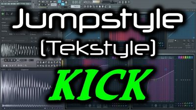 JUMPSTYLE KICK | How to Make Jumpstyle Tekstyle Kick in FL Studio (Jumpstyle Tutorial Kick Layering)