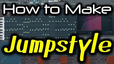 JUMPSTYLE TUTORIAL | How to Make Jumpstyle in FL Studio Like Jeckyll and Hyde