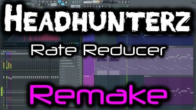 Project One – Rate Reducer (Headhunterz Remix) | FL Studio Hardstyle Remake (Lead, Melody & Kick)