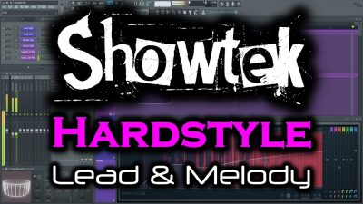 SHOWTEK HARDSTYLE LEAD FL STUDIO | Early Hardstyle Synth & Melody Remake (FREE Preset Download)