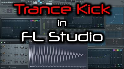 TRANCE KICK FL STUDIO | How to Make a Trance Kick in FL Studio (Stock Plugins ONLY) | Tutorial