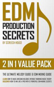 EDM Production Secrets Cover