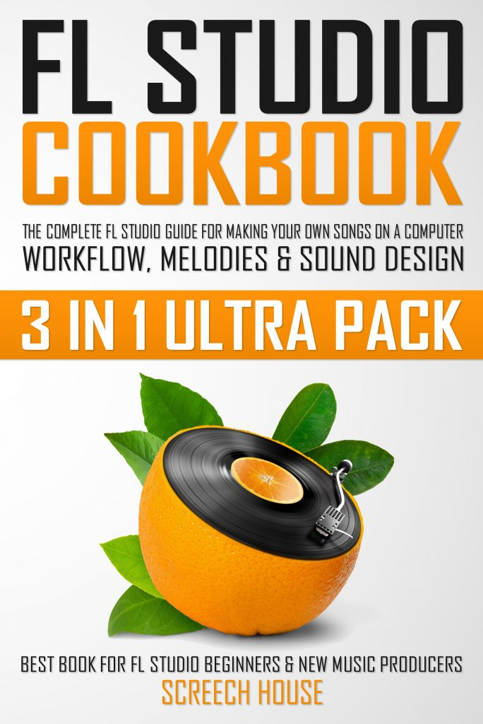 FL Studio Cookbook Cover