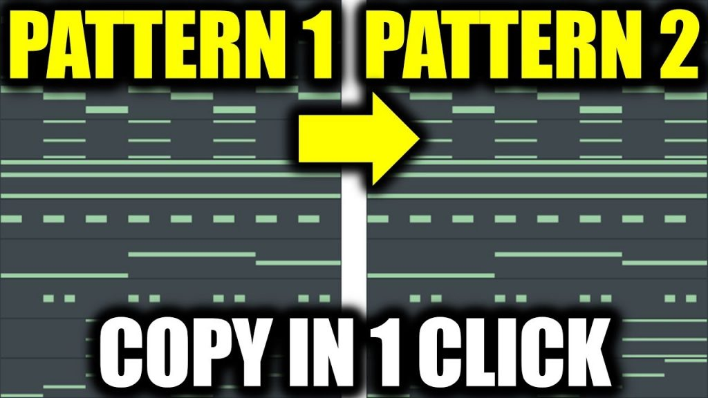 How To Copy Patterns In Fl Studio How To Clone A Pattern
