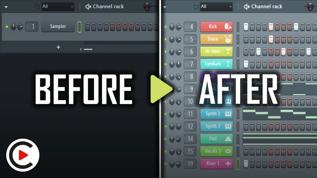 FL STUDIO PRESETS TUTORIAL | How to Use Templates in FL