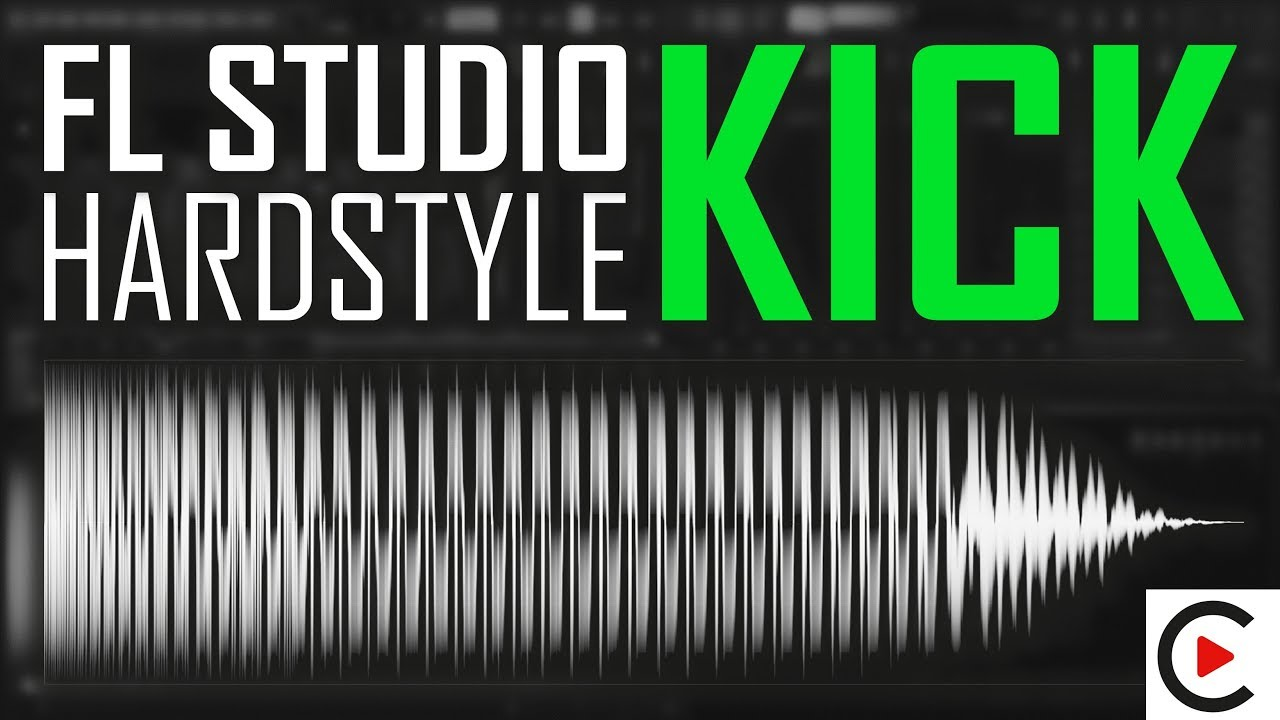 Hardstyle Kick Tutorial Fl Studio How To Make Hardstyle