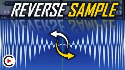 REVERSE SOUND FL STUDIO | How to Reverse a Sample in FL Studio (Reverse Effect Tutorial Edison)