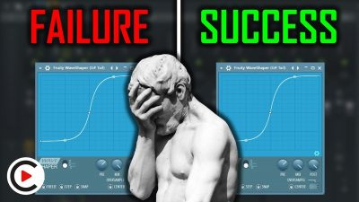 SOUND DESIGN MISTAKES: COPYING OTHER ARTISTS | How to Become a Successful Music Producer (Mindset)