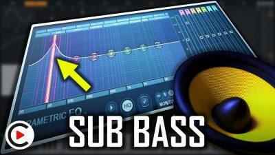 SUB BASS TUTORIAL FL STUDIO | How to Make a Sub Bass in FL Studio (3xOsc Sub Bass & Sytrus Sub Bass)