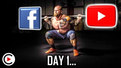 This is My New Year's Challenge: Make an Awesome YouTube Channel & Start a Facebook Fan Page