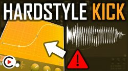 HARDSTYLE KICK DISTORTION EXPLAINED: How to Distort Kicks (FL Studio Waveshaper Clip Distortion)