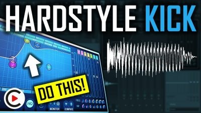 HOW TO EQ HARDSTYLE KICK CORRECTLY: Mid & Higher Frequencies (How to Equalize Kick Drum FL Studio)