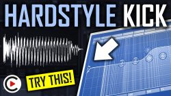 HOW TO EQ HARDSTYLE KICK (TRY THIS!): 20 Hz Low Cut Kick Drum (Hardstyle Kick Sound Design Tricks)