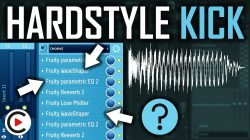 HOW TO MAKE A HARDSTYLE KICK EFFECTS CHAIN: Distortion & EQ (Hardstyle Kick Sound Design Tricks)