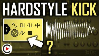 HOW TO START MAKING A HARDSTYLE KICK: Best Hardstyle Kick Sound Design Tricks (FL Studio Hardstyle)