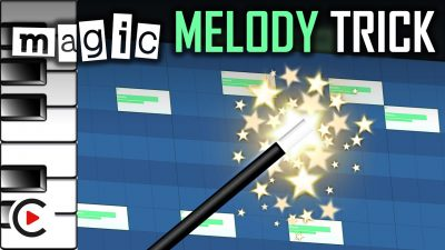 THIS MELODY TRICK WORKS LIKE MAGIC… | How to Make Great Melodies in FL Studio (Scale Helper Tips)