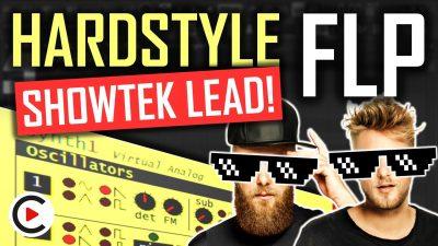 FREE SHOWTEK HARDSTYLE LEAD FLP | Download my Showtek Lead FL Studio Project for Free (Giveaway)
