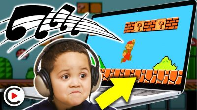 I Made a Retro Nintendo Song on a Laptop – Challenge