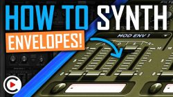 SYNTHESIZER EXPLAINED: HOW TO USE ENVELOPES | Sound Design for Beginners (Envelope Tutorial)