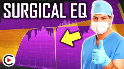 HOW TO REMOVE RESONANCE FROM VOICE | Clean Up Bad Frequency from Audio Recording with Surgical EQ