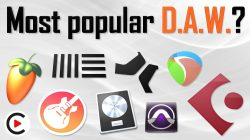MOST POPULAR DAWS FOR MAKING MUSIC | Top Digital Audio Workstations Best Music Production Software