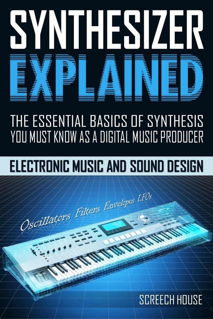 Synthesizer Explained Cover