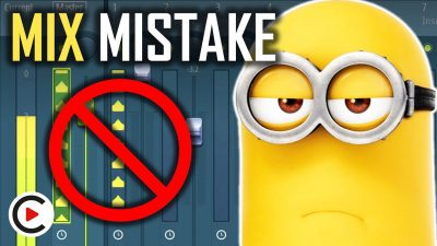 THE BIGGEST MIXING MISTAKE TO AVOID | How to Make Your Mix Sound 1000x Better with LESS Effort