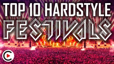 TOP 10 BIGGEST HARDSTYLE FESTIVALS | Defqon 1, Q-BASE, Mysteryland, Qlimax, Dance Valley, Dominator