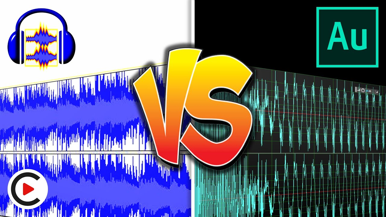 Best Audio Editing Software Popular Sound Editors For Pc Mac Audacity Adobe Audition Fission Screech House