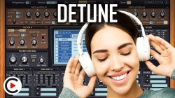 HOW TO USE DETUNE | Pitch Detune Synth Oscillator (SYNTHESIZER FOR BEGINNERS LESSON 6)