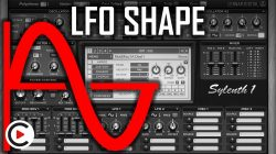 HOW TO USE LFO SHAPES | Waveform Types: Sine, Triangle, Pulse (SYNTHESIZER FOR BEGINNERS LESSON 18)