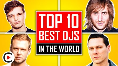BEST DJS IN THE WORLD | Armin Van Buuren, Avicii, David Guetta, Hardwell, Martin Garrix, DJ Tiësto